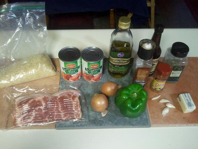 Shrimp Creole Italiano-Americano