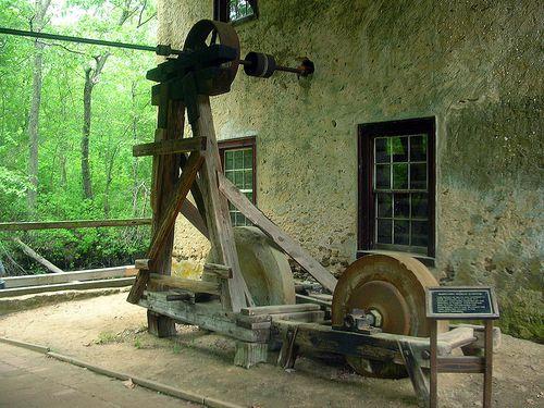Batstogristmill