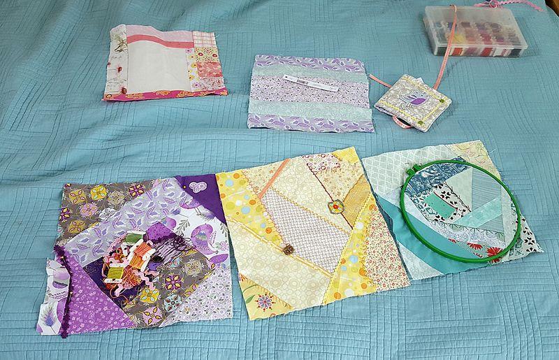 Embroideryblocks
