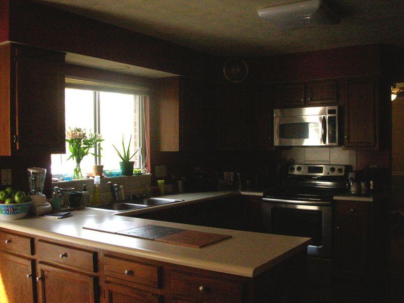 Kitchenlightoff